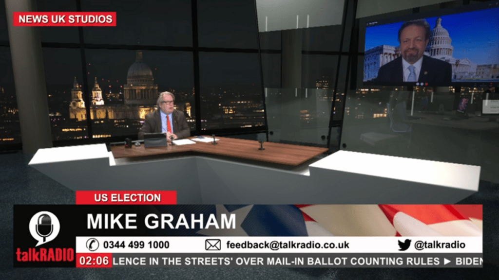 StarTracker Studio delivers in time for US election coverage